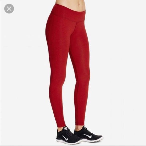 undefeated x largest selection of top-rated cheap Red Nike leggings